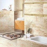 azulejos de marmol para baños