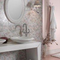 azulejos estampados para baños