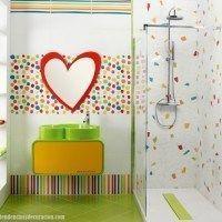 azulejos para baño infantil