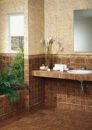 Baños Rusticos Modernos Fotos:Ideas Para Banos De Azulejos
