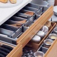 cajon para utencillos de cocina