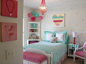 cuadros para dormitorio moderno adolescente