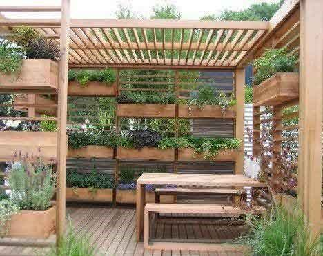 Huerto vertical casa web Kitchen garden design australia
