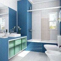 mampara corrediza para duchas