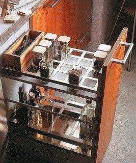 Mantener en orden la alacena casa web for Alacenas de cocina modernas