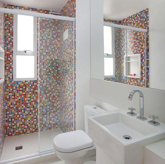 Elejir los azulejos para el baño - Casa Web