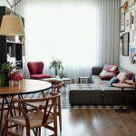sala de estar pequeña como decorar