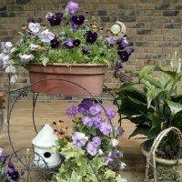 Adornos para decorar el jardin 3
