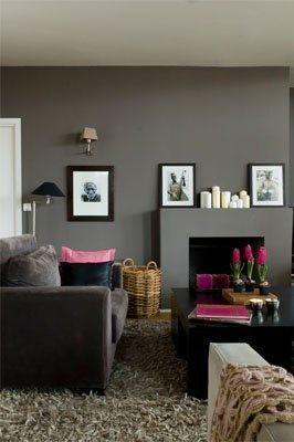 Darle vida al living gris casa web - Decoracion en gris ...
