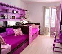 dormitorio juvenil doble