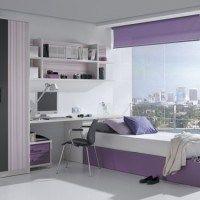 dormitorio juvenil mora
