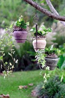 ideas para decorar jardin Casa Web