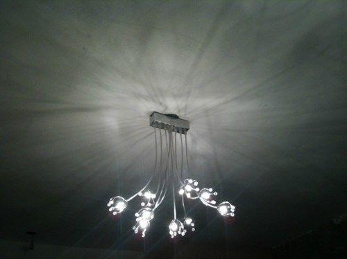 Lamparas con luz led casa web - Lamparas led modernas ...