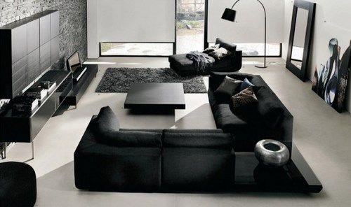 living moderno gris