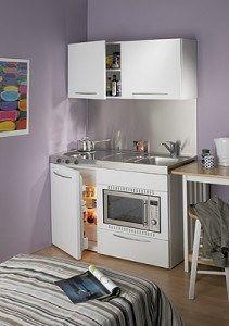 mueble cocina monoambiente