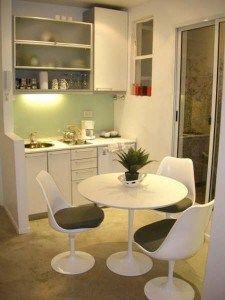 muebles de cocinas pequeñas