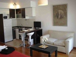 muebles en monoambiente