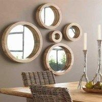 utilizar espejos para decorar