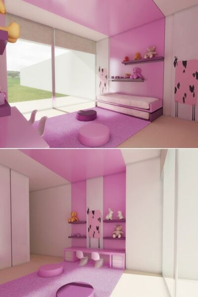 Habitacion para ni as doble casa web for Habitaciones infantiles pinterest