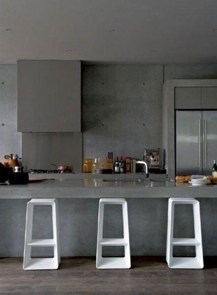 Cocina Estilo Industrial Casa Web