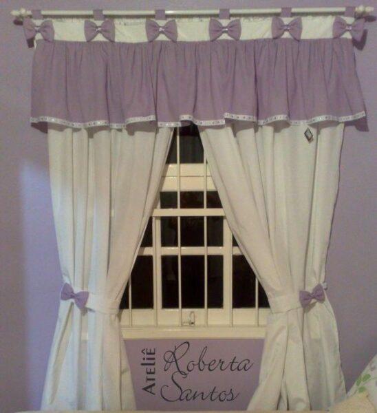 Cortina para habitacion ni a casa web for Cortinas para cuarto de bebe