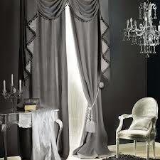 Cortinas modernas casa web - Telas para cortinas de salon ...