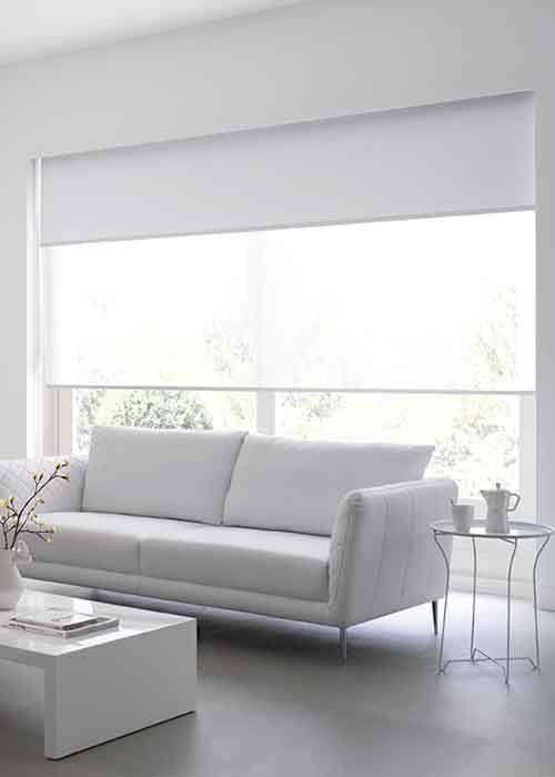 cortinas roller modernas