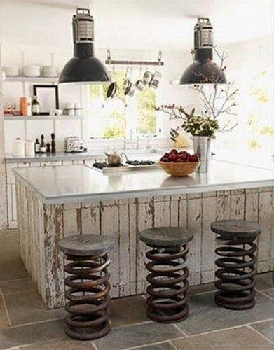 Decoracion de cocinas estilo industrial casa web - Webs de decoracion ...
