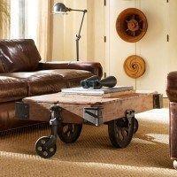 decorar con muebles reciclados