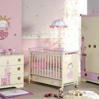 dormitorios para beba
