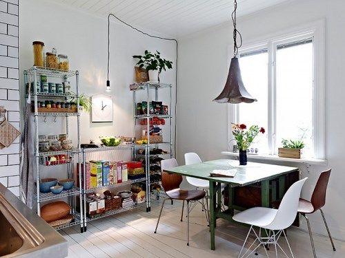 Estanteria cocina casa web - Estanterias para cocina ...