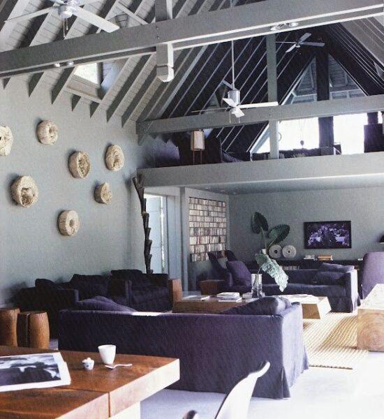 Loft estilo contemporaneo casa web - Decoracion estilo loft ...