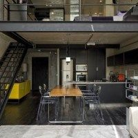 loft estilo industrial