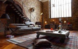 loft estilo rustico