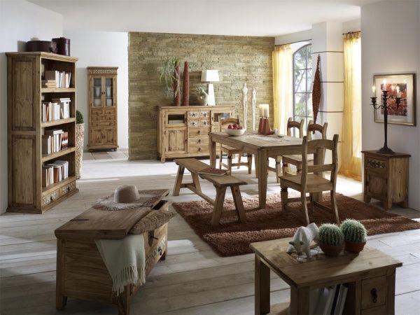 Loft rustico casa web for Decoracion de loft pequenos