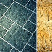 moldes para piso de cemento
