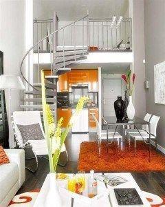 muebles para loft chico