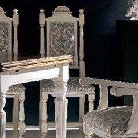 silla estilo clásico