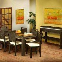 sillas para comedor