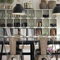 sillas para comedor estilo industrial