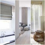 tipos de cortinas modernas