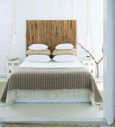 Cabecera para cama ecologica casa web for Web decoracion
