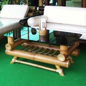 Muebles de bambu para deco ecologica casa web for Muebles bambu