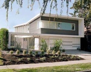 arquitectura frente casa