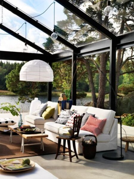 Cerramientos para disfrutar el jardin en invierno casa web for Jardines de invierno cerramientos