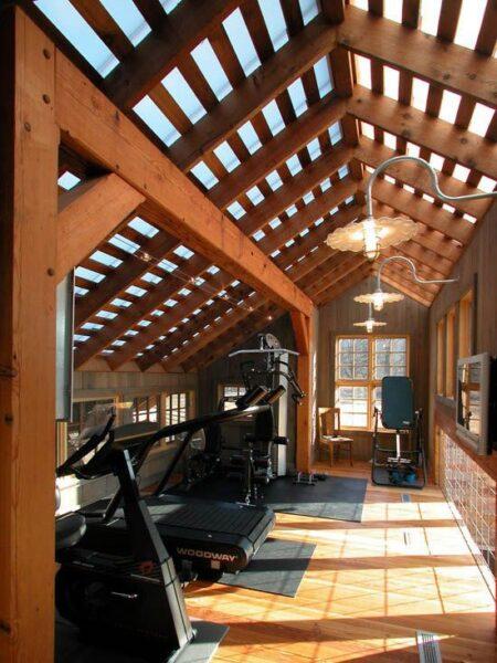 Decoracion gimnasio en casa 9 casa web - Casa con gimnasio ...