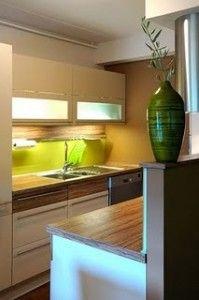 decoracion moderna de cocinas pequeñas