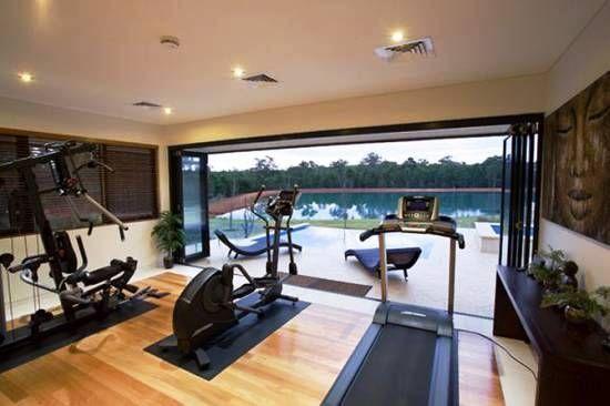 Decorar gimnasio en casa casa web - Casa con gimnasio ...