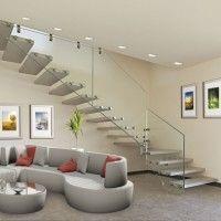 diseño de escalera moderna