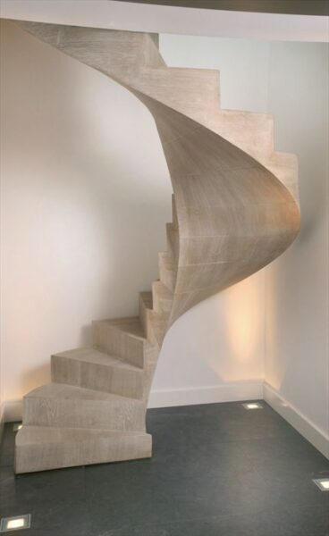 Escalera cemento alisado casa web for Escaleras en concreto para casas